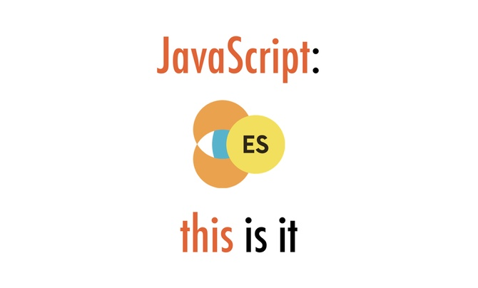Vidéo de « [JavaScript : this is it] »